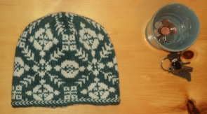 Endless Rose Tuque