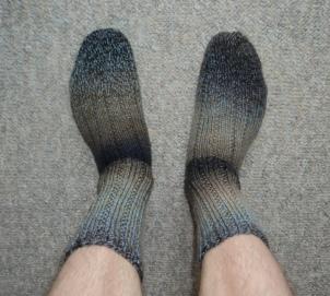 Sirdar Escape dk socks 2