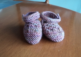 String Theory, Caper Sock booties